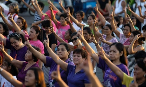 Philippines Women Campaign