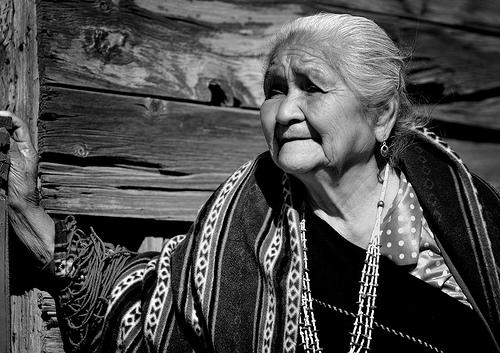 NativeAmericanElderWoman