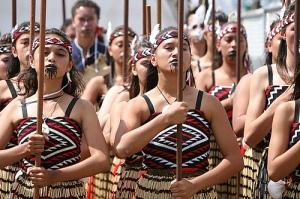 Maori Dance_ Women_0