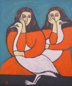 Artwork: Quietude- Shirley Mc Daniel